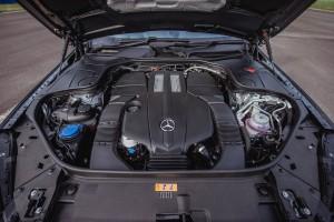 Mercedes-Benz S560e_Plug-in Hybrid_Engine Bay_Malaysia