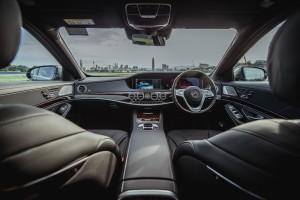 Mercedes-Benz S560e_Plug-in Hybrid_Dashboard_Malaysia