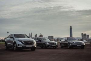 Mercedes-Benz EQ Range_Bandar Malaysia_Kuala Lumpur