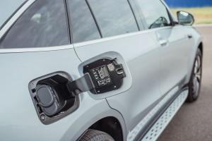 Mercedes-Benz EQC_Charging Port_Malaysia