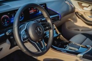Mercedes-Benz EQC_Steering Wheel_Malaysia
