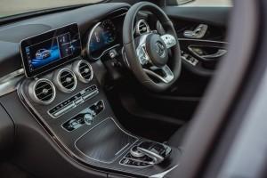 Mercedes-Benz C300e_Dashboard_Centre Console_Malaysia