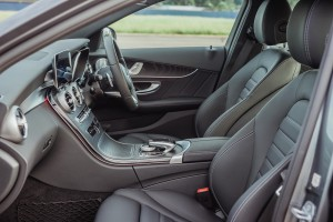 Mercedes-Benz C300e_Plug-in Hybrid_Front Seats_Malaysia