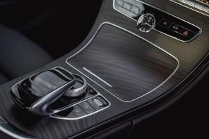 Mercedes-Benz C300e_Centre Console_Comand_Touch Controller_Malaysia