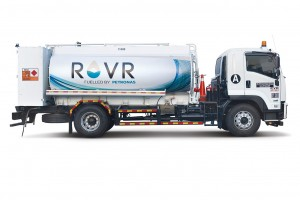 Petronas Dagangan Berhad_ROVR Mobile Refuelling Service_B2B 11000-liter Capacity Truck_Malaysia