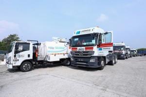 Petronas ROVR B2B Mobile Refuelling Service_4000-liter refueling_Landbridge Haulage (M) Sdn Bhd