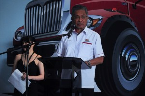 Malaysia Commercial Vehicles Expo 2019_MCVE_Dato' Kamarudin Jaffar_Deputy Minister, Ministry of Transport