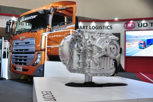 UD Trucks_Quester_Heavy Duty Truck_ESCOT Transmission_Malaysia
