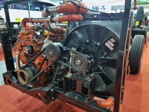 Scania_Bus Chassis_Engine_Malaysia