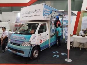Daihatsu Gran Max_Columbia Asia Hospital_Mobile Clinic_Malaysia