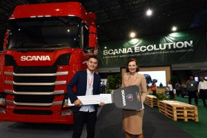 Scania Malaysia_Heng Seng and Co_S-series Truck Handover