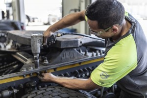 Volvo Trucks_Service_Workshop_Technician