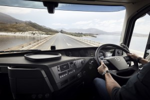 Volvo Trucks_Cab_Driving_Road