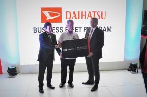 Daihatsu Business Fleet Program_Malaysia_Gran Max_Makoto Ogawa_Dato' Kamarudin Jaffar_Arman Mahadi