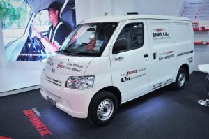 Daihatsu Gran Max Panel Van_1.5 Litre_Automatic Transmission_Malaysia