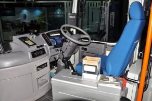 Hino Poncho_Mini Bus_Driver Seat