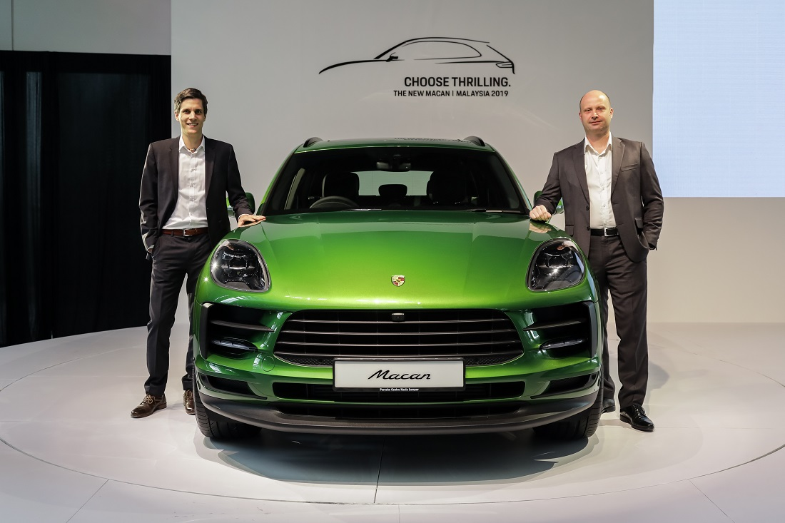 New Porsche Macan With Premium Package Launched In Malaysia From Rm455 000 Autoworld Com My