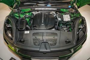 Porsche Macan_Engine Bay_2.0 Turbo Petrol_Launch_Malaysia