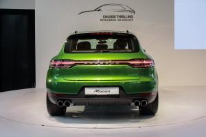 Porsche Macan_Rear_Malaysia_Launch