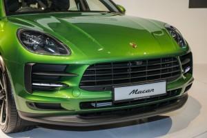 Porsche Macan_Front_Fascia_Launch_Malaysia