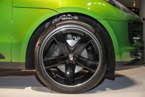 Porsche Macan_21 inch Wheel_Malaysia