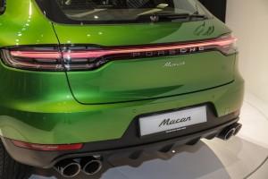 Porsche Macan_Rear LED Light Strip_Malaysia
