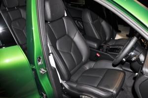 Porsche Macan_Front Seat_Malaysia