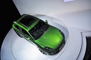 Porsche Macan_Top View_Malaysia