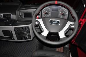 MAN_XLION_Cockpit_Multi-function Steering Wheel_Dashboard