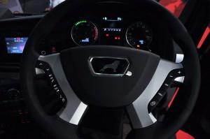 MAN_TGS_Truck_Multi-function Steering Wheel_Meter Cluster Display