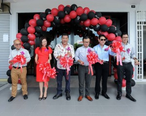 Mitsubishi Motors Malaysia_Auto Pacifica_Management Team_Official Launch_3S Centre_Showroom_Bintulu, Sarawak