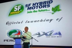 Perodua Sales_Dato' Dr Zahari Husin_SF Hybrid Motors_Seychelles