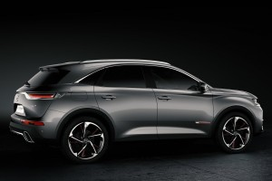 DS 7 Crossback_SUV_Side