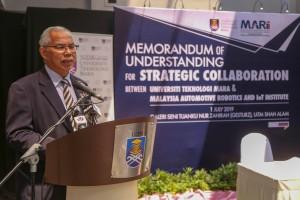 MARii_UiTM_MOU_Emeritus Professor Ir. Dr. Mohd Azraai Kassim