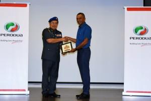 Perodua Sales_Dato' Dr Zahari_KPDNHEP_Tuan Suhaimi Mat Sari_Deputy Director of Enforcement (Prevention)