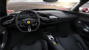 Ferrari_SF90 Stradale_Hybrid_Interior