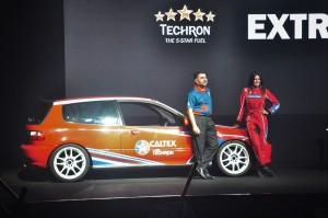 Caltex with Techron_Fuel_Natasha Chang_Shahid Ahmed_Malaysia