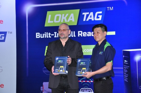 LokaTAG Aftermarket Built-In Toll Reader Launched In Malaysia