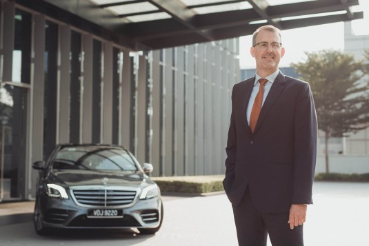 Mercedes-Benz Malaysia Appoints Michael Jopp As Head Of Sales & Marketing For Passenger Cars
