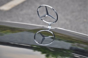 Mercedes-Benz_Three Pointed Star_Badge_Logo_Emblem