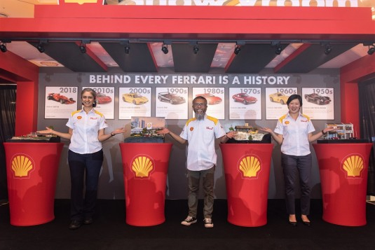 Shell Ferrari Car Collectibles Available In Malaysia; Promotion Ends 8 September 2019