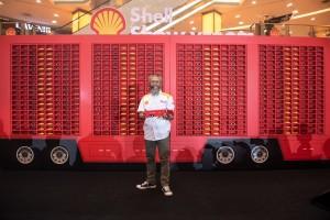Shell Malaysia_Shairan Huzani Husain_Ferrari Replica Collection
