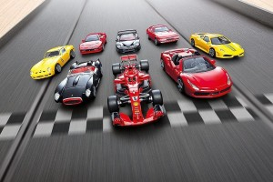 Shell Ferrari Promotion_Scale Models_Malaysia