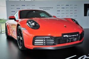 Porsche 911 Carrera S_Malaysia Launch_2019
