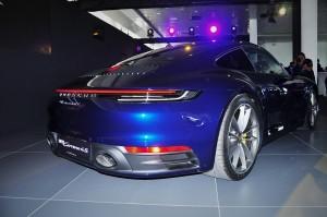 Porsche 911 Carrera 4S_992_Malaysia Launch_Rear View_2019