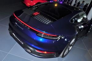 Porsche 992_911 Carrera 4S_Malaysia_2019