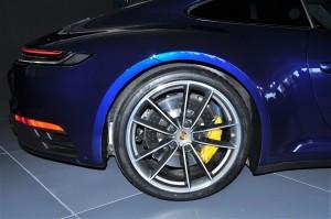 Porsche 992_911 Carrera 4S_Rear Wheel_Malaysia_2019