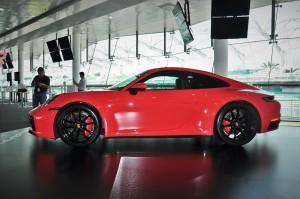 Porsche 992_911 Carrera S_Side View_Malaysia