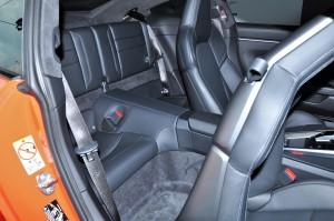 Porsche 992_911 Carrera_Rear Seats_Malaysia
