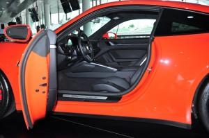 Porsche 992_911 Carrera_Front Door_Seats_Malaysia